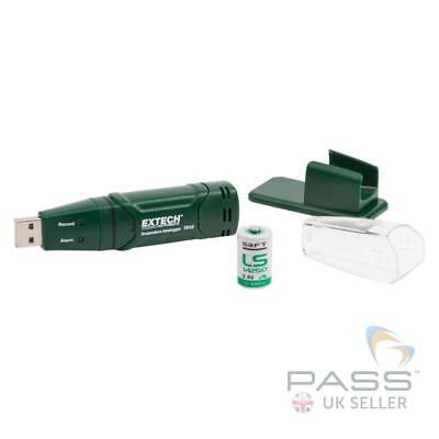*NEW* Extech TH10 Temperature USB Datalogger - 32 000 readings, Incl.Software