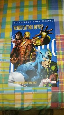 Vendicatori Divisi (Avengers) - Bendis, Finch - Prima edizione 100% Marvel Best