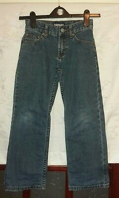 Timberland Blue Denim Jeans Age 8 Great Condition