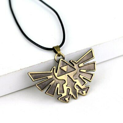 Ancient Zelda Viking Medieval Shield Egyptian Wiccan Pagan Necklace Pendant Mens