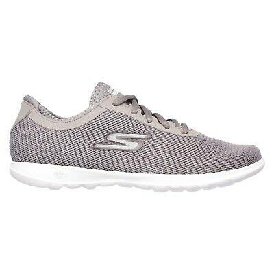Skechers GoWalk Lite Cutesy Womens Trainers Memory Foam Original Sports Shoes