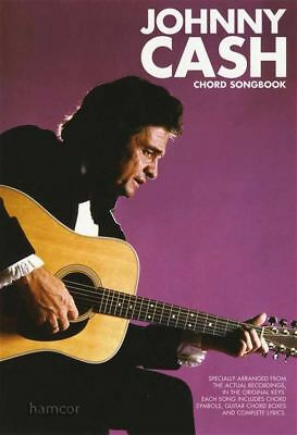 Johnny Cash Chord Songbook Guitar Chord Song Book