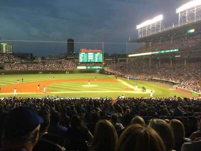 Cubs 2 Tickets 4/10 vs Pirates Great Lower Level