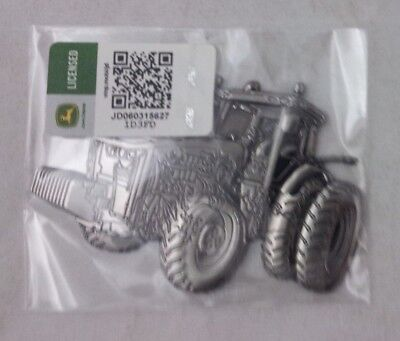 John Deere Waterloo medallion Magnet Collectible tractor 100 year  anniversary da7b018af14d