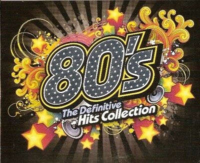 The Definitive Hits Collection - 80's MP3 HITS of the 1980 to 1989