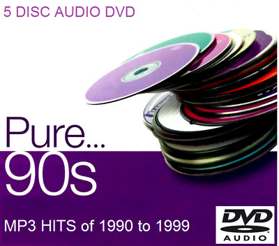 Pure 90's - HITS of the 1990 to 1999 MP3