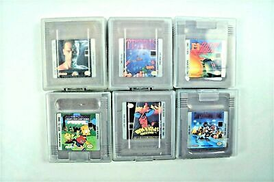 Nintendo Vintage GAMEBOY Video Game Cartridges EXCELLENT Condition