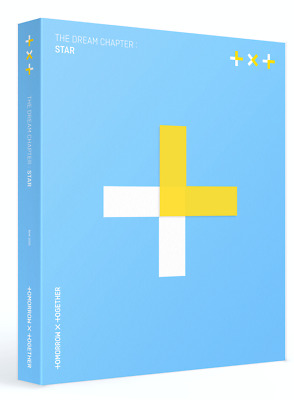Tomorrow X Together Txt The Dream Chapter Star Bts +Poster Option [Kpoppin Usa]