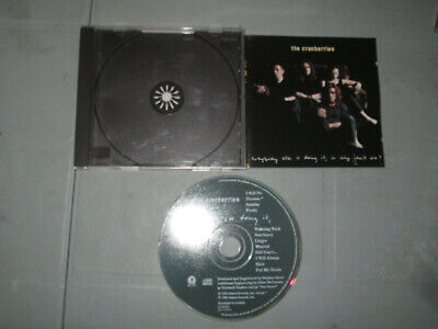 The Cranberries - Everybody Else It Doing It, So Why Can't We (Cd,Compact Disc)