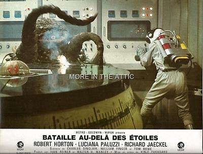 The Green Slime Original Sci Fi Horror Vintage Mint Lobby Card Set