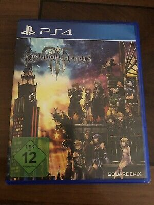 Kingdom Hearts III 3 Disney Sony PS4