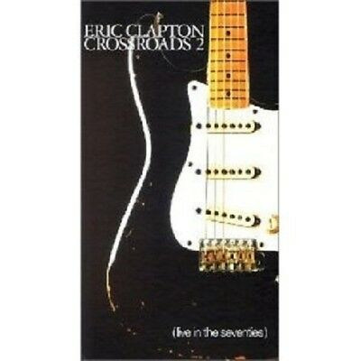 "Eric Clapton ""Crossroads 2 (Live In The ...)"" 4 Cd New+"
