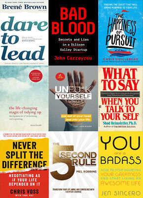 Hot Trending Books if Want to Change your Mindset [ Digital Books ] PDF 9 Books