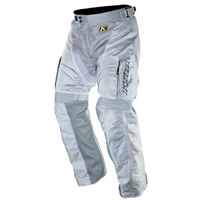 BRAND NEW w/tags Klim Mojave Pant Over the Boot Motorcycle Light Gray Size 34