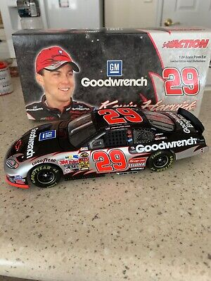 2004 Action Kevin Harvick #29 GM GOODWRENCH  - 1/24 Scale