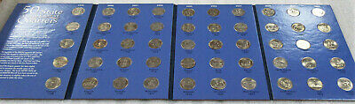 1999 - 2008 US 50 State Quarters * Complete Set of all 50- Coins