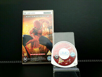 Spider-Man 2 UMD Video PSP / Sony PlayStation Portable