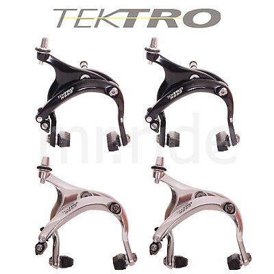 Tektro R559 Bicycle Long Reach Arm Road Brake Caliper 55-73mm Nutted Front Rear