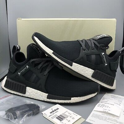 hot sale online 34923 968ab ADIDAS NMD XR1 MMJ Mastermind Japan Black White Boost BA9726 Size 10.5 Yeezy