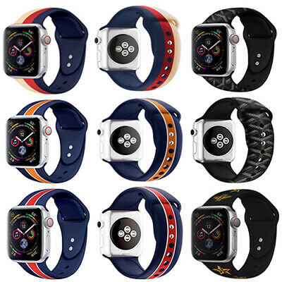 Sport Silicone Wrist Band For iWatch Series 4/3/2/1 Apple Watch Sport / Edition