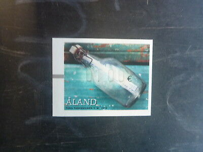 2015 Aland, Finland Message In A Bottle 1€ Rate Mint Frama