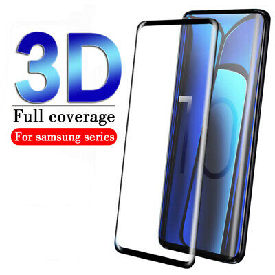 For Samsung Galaxy S10e S10 Plus Film Protector 3D Tempered Glass Screen Guard