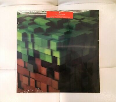 Minecraft Volume Alpha C418 | Limited Edition Green Vinyl | LENTICULAR | SEALED