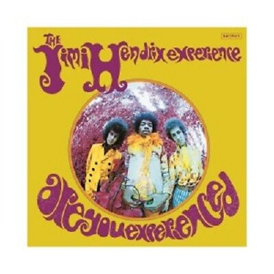 Jimi Experience Hendrix - Are You Experienced =Us Mono= Vinyl Lp Rock & Pop New!