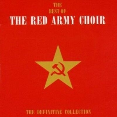 """The Red Army Choir """"Definitive Collection"""" 2 Cd New!"""