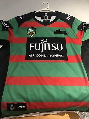 2018 South Sydney Rabbitohs Jersey XL