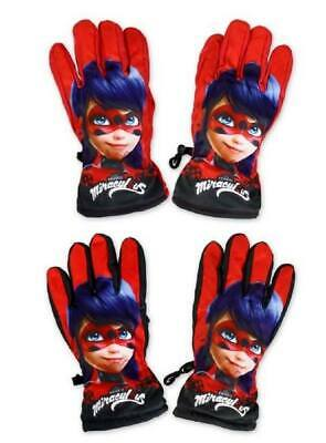 Gants  De Ski Miraculous, Lady Bug