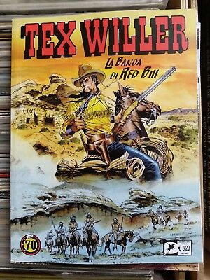 TEX WILLER n.2 La banda di Red Bill