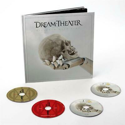 Dream Theater Distance Over Time 2CD & DVD All Regions & BLU-RAY All Region NEW