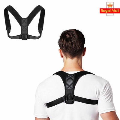 New Body Wellness Posture Corrector Adjustable Orthotics Braces  Free Shipping