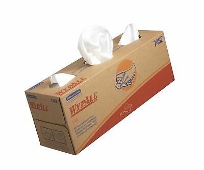 6 boxes WYPALL L40 Wipers Pop-Up Box 7462