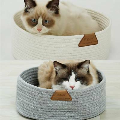 Cat Scratcher Bed Nest Pet Claw Scratching Board Bed Sofa Toys Mat Post Pads