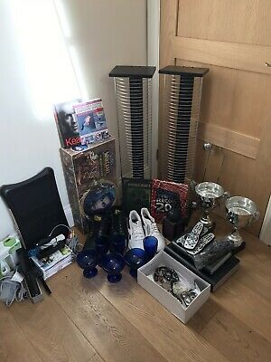 CARBOOT JOBLOT MIXED House clearance job lot Toys Books