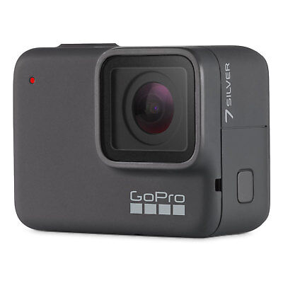 GoPro Hero7 Silver Actioncam Kamera Outdoor Camera Camcorder Wasserdicht Robust