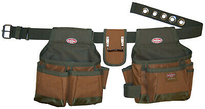 """Bucketboss Builders Rig 12 Pockets fits waists up to 52"""" 50200"""