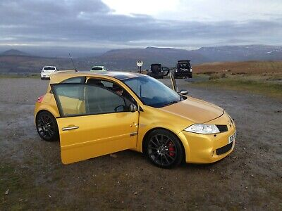 Renaultsport RS Megane F1 R26 230 not Clio 172, 182, 225, 197, 200.