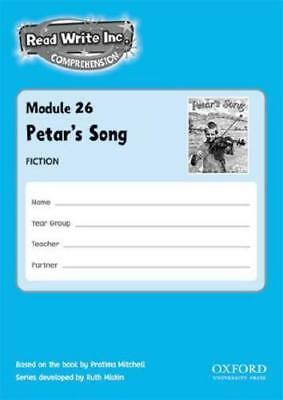 Read Write Inc. Comprehension: Modules 26-30: Pack of 5 Books by Ruth Miskin,...