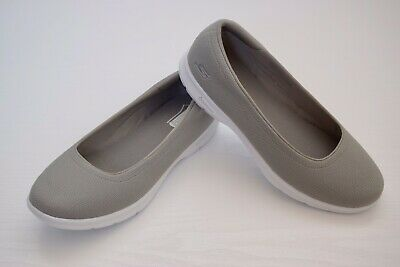 4c390797383b ... UK 3 EU 36 JS35 80 SALEx. £43.19 Buy It Now 1d 8h. See Details. Skechers  GO STEP Luxe Slip on Ballet Pump with Goga Mat Technology Grey Size 6