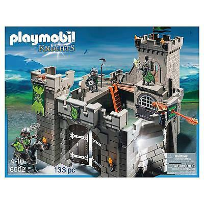 Playmobil 6002 Wolf Knights' Castle with Dungeon and Many Hidden Traps Pre-Owned