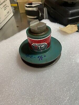 "Speed Selector Model 4C 5/8"" Variable Pulley"