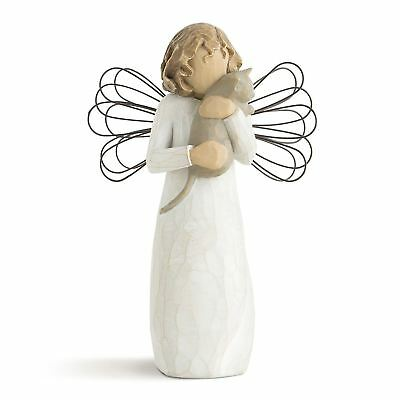 Willow Tree Angel With Affection Resin Figurine Friends Keepsake Ornament Gift