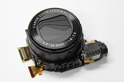 Canon Powershot G7X Lens Zoom Unit Assembly Repair Part With Ccd Eh2794