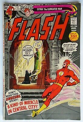The Flash Vol 1 #208 August 1971 (Fn Condition)