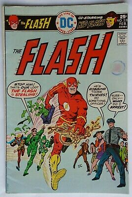 The Flash Vol 1 #239 February 1976 (Vf Condition)