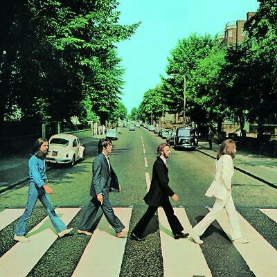 THE BEATLES Abbey Road LP 180 GRAM BLACK VINYL REMASTERED *SEALED* emi