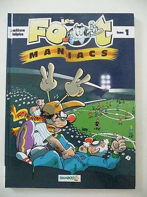 Bd Foot Maniacs Tome N°1